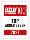 azur100: Top Employer for Lawyers 2021