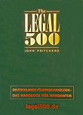 Legal 500 Deutschland 2017