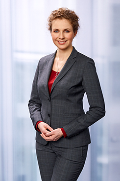 Ekaterina Zubkova, Operations Manager, M.B.A.