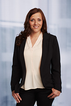Franziska Bender, Senior Legal Assistant, Deputy Head of Finance