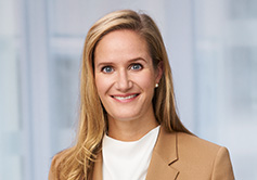 Hanna Happel, M.A., Leiterin Human Resources (HR)