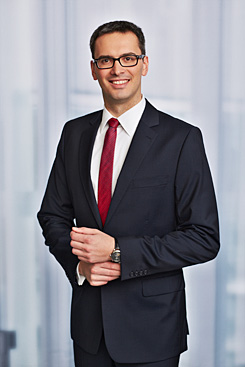 Johannes Fein, German Attorney at Law, Certified Specialist for Tax Law