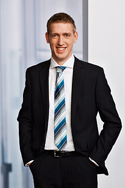 Jörn Maus, German Tax Advisor