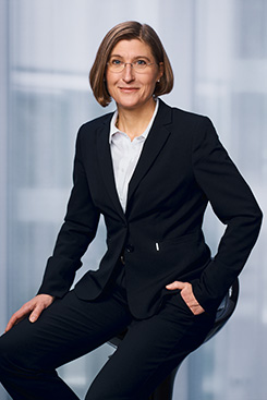 Katharina von Campenhausen, German Attorney at Law, German Tax Advisor