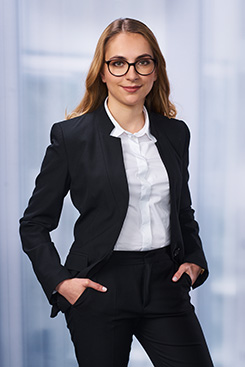 Patricia Jechel, German Attorney at Law