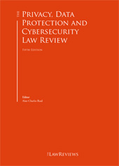 Olga Stepanova im Data Protection Law Review