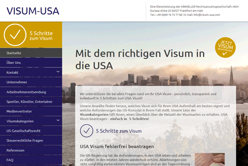 visumregler usa