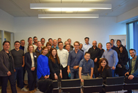 Ram Group and EO entrepreneurs visited WINHELLER