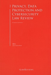 Benjamin Kirschbaum im Data Protection Law Review
