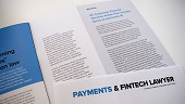Interview im Magazin Payments & FinTech Lawyer