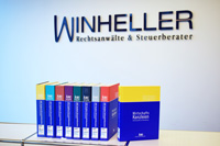 WINHELLER listed in JUVE Directory of top rated German Law Firms 2020|2021