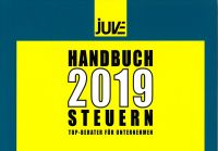 WINHELLER Listed in the JUVE Handbook Taxes 2019