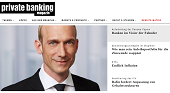 Top News im private banking magazin