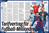 Interview in SportBILD mit Dr. Thomas Dehesselles